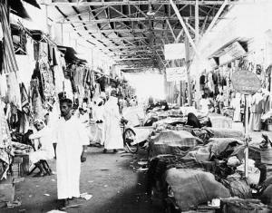 Old Kuwait Souk 1961 του Ali