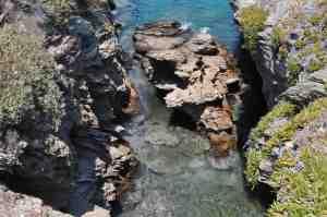 Βράχια στη Σίφνο του Γ. Καρακατσάνη
