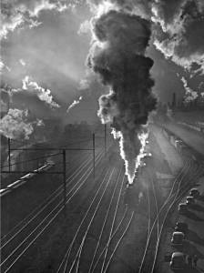 Train yard